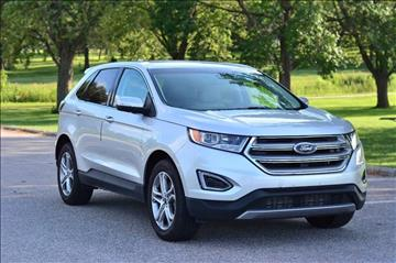 2015 Ford Edge for sale at UNISELL AUTO in Omaha NE