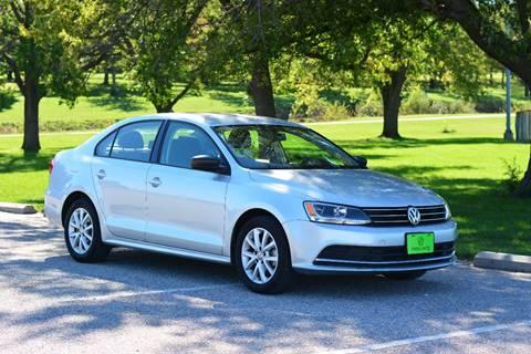 2015 Volkswagen Jetta for sale at UNISELL AUTO in Omaha NE