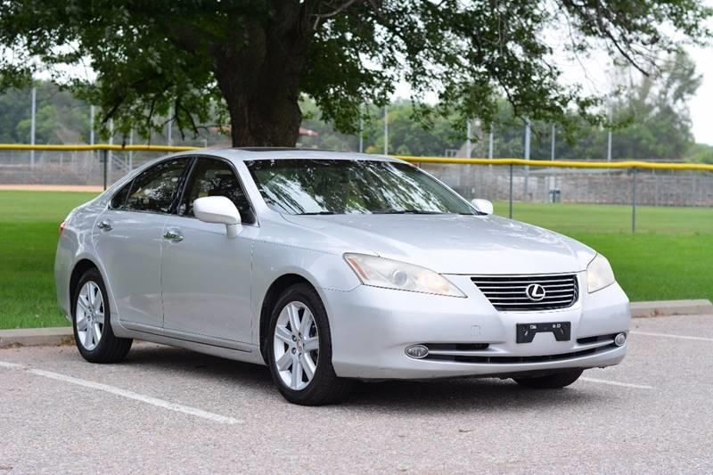 2007 lexus es 350 in omaha ne unisell auto. Black Bedroom Furniture Sets. Home Design Ideas