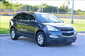 2012 Chevrolet Traverse for sale at UNISELL AUTO in Omaha NE