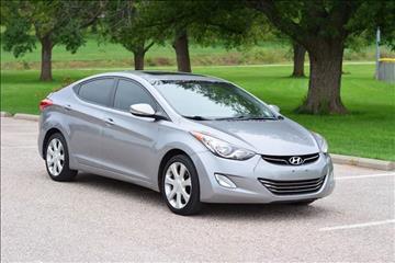 2011 Hyundai Elantra for sale at UNISELL AUTO in Omaha NE
