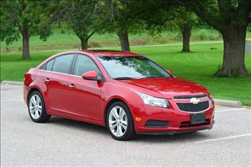 2011 Chevrolet Cruze for sale at UNISELL AUTO in Omaha NE