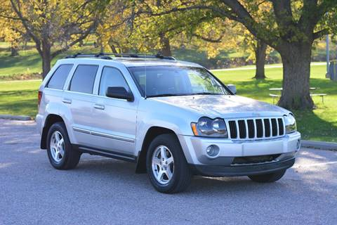2007 Jeep Grand Cherokee for sale at UNISELL AUTO in Omaha NE