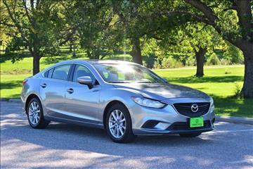 2015 Mazda MAZDA6 for sale at UNISELL AUTO in Omaha NE