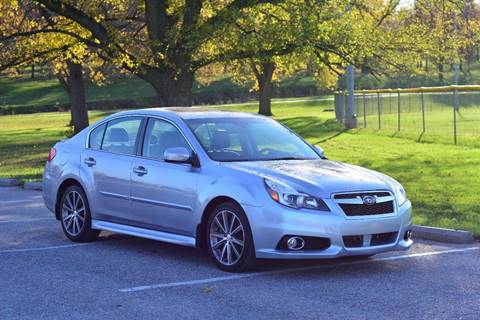 2013 Subaru Legacy for sale at UNISELL AUTO in Omaha NE