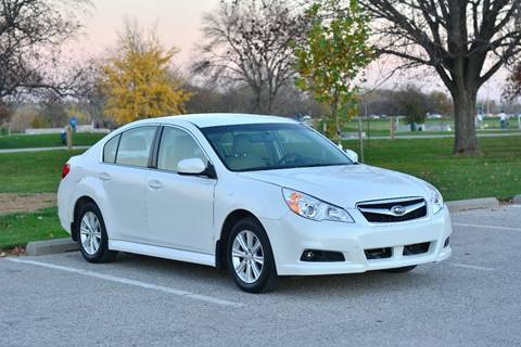 2011 Subaru Legacy for sale at UNISELL AUTO in Omaha NE