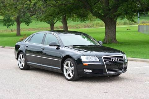 2010 Audi A8 L for sale at UNISELL AUTO in Omaha NE