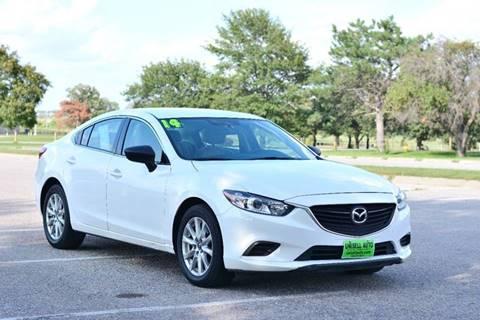 2014 Mazda MAZDA6 for sale at UNISELL AUTO in Omaha NE