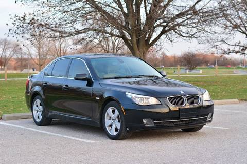 2008 BMW 5 Series for sale at UNISELL AUTO in Omaha NE