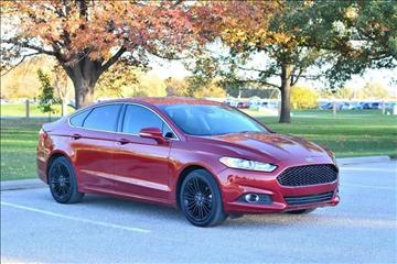 2014 Ford Fusion for sale in Omaha, NE