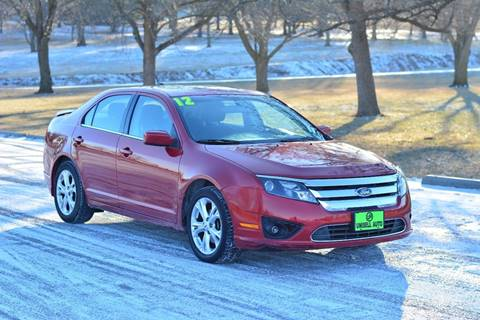2012 Ford Fusion for sale in Omaha, NE