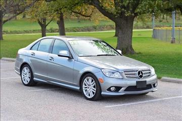 2008 Mercedes-Benz C-Class for sale at UNISELL AUTO in Omaha NE