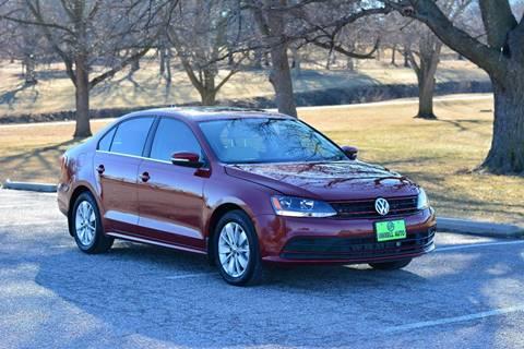 2016 Volkswagen Jetta for sale at UNISELL AUTO in Omaha NE