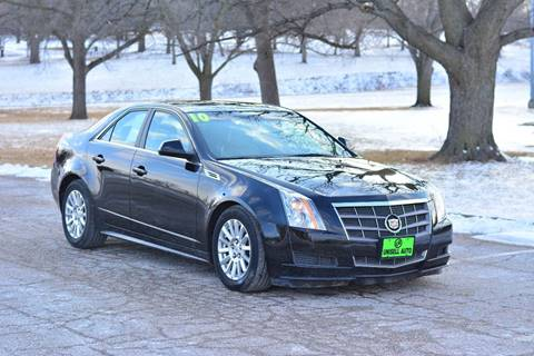 2010 Cadillac CTS for sale at UNISELL AUTO in Omaha NE