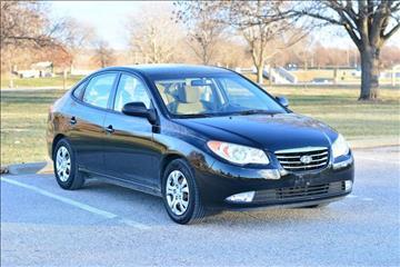 2010 Hyundai Elantra for sale at UNISELL AUTO in Omaha NE
