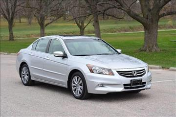 2012 Honda Accord for sale at UNISELL AUTO in Omaha NE