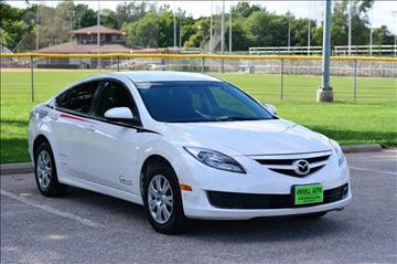 2012 Mazda MAZDA6 for sale at UNISELL AUTO in Omaha NE