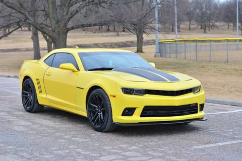 2014 Chevrolet Camaro for sale at UNISELL AUTO in Omaha NE