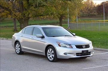 2009 Honda Accord for sale at UNISELL AUTO in Omaha NE
