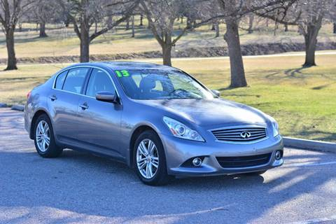 2013 Infiniti G37 Sedan for sale in Omaha, NE