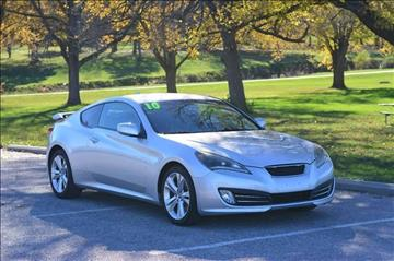 2010 Hyundai Genesis Coupe for sale at UNISELL AUTO in Omaha NE