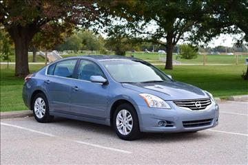 2011 Nissan Altima for sale at UNISELL AUTO in Omaha NE