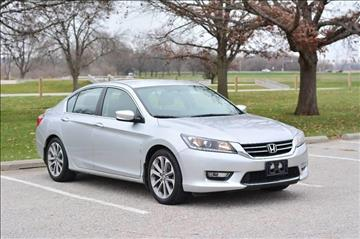 2013 Honda Accord for sale at UNISELL AUTO in Omaha NE