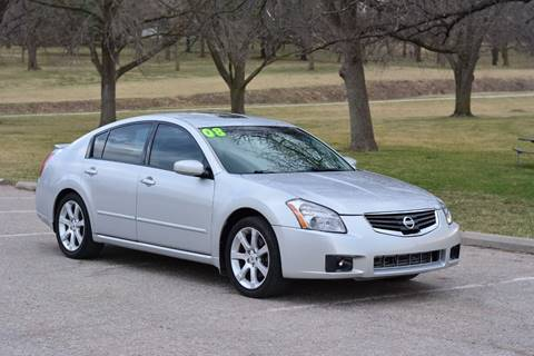 2008 Nissan Maxima for sale in Omaha, NE