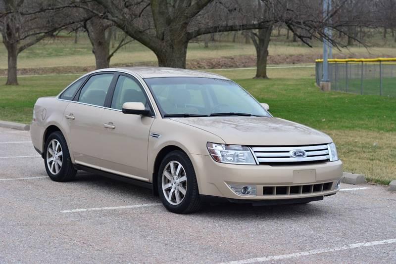 2008 Ford Taurus Sel In Omaha Ne Unisell Auto