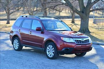 2011 Subaru Forester for sale at UNISELL AUTO in Omaha NE