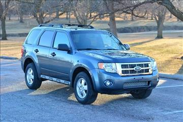 2012 Ford Escape for sale at UNISELL AUTO in Omaha NE