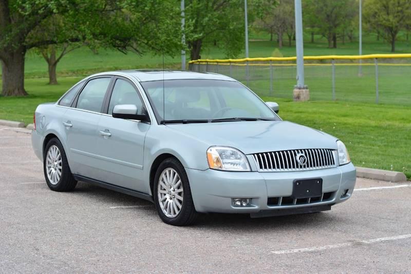 2006 Mercury Montego Premier In Omaha  Ne