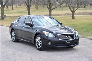 2012 Infiniti M37 for sale at UNISELL AUTO in Omaha NE