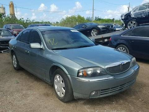 2005 Lincoln LS for sale in Jacksonville, FL
