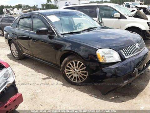 2007 Mercury Montego for sale in Jacksonville, FL