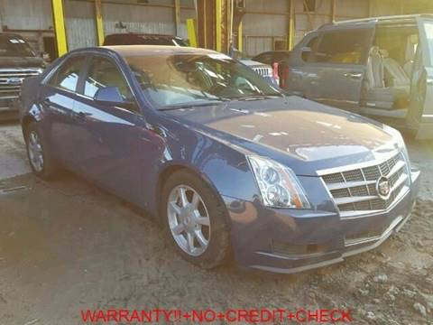 2009 Cadillac Cts For Sale In Jacksonville Fl