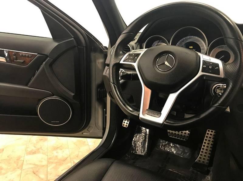 2012 Mercedes-Benz C-Class C 250 Sport 4dr Sedan - Rancho Cordova CA