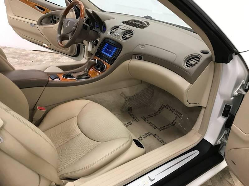 2006 Mercedes-Benz SL-Class SL 500 2dr Convertible - Rancho Cordova CA