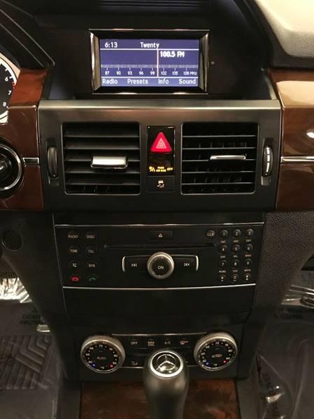 2011 Mercedes-Benz GLK AWD GLK 350 4MATIC 4dr SUV - Rancho Cordova CA