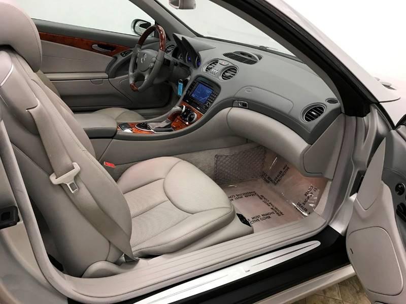 2005 Mercedes-Benz SL-Class SL 500 2dr Convertible - Rancho Cordova CA