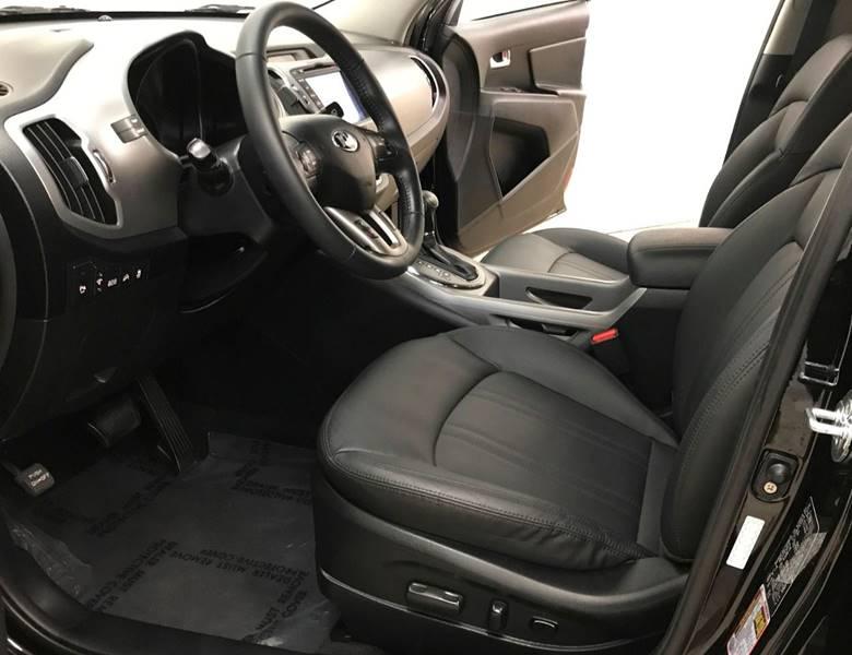 2015 Kia Sportage SX 4dr SUV - Rancho Cordova CA