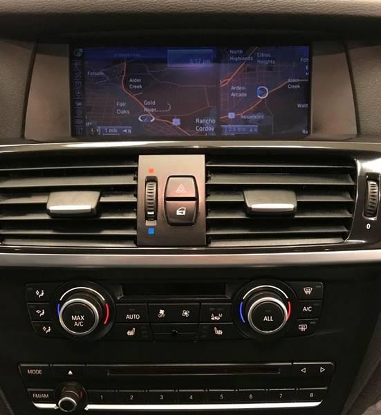 2014 BMW X3 AWD xDrive28i 4dr SUV - Rancho Cordova CA