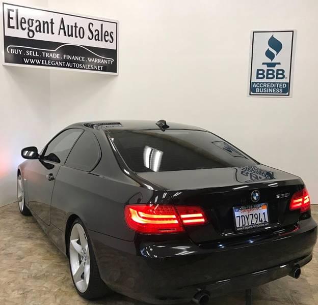 2011 BMW 3 Series 335i 2dr Coupe - Rancho Cordova CA