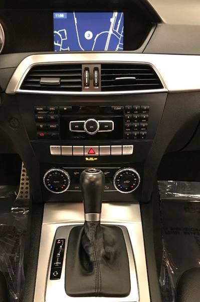 2013 Mercedes-Benz C-Class C 250 Sport 4dr Sedan - Rancho Cordova CA