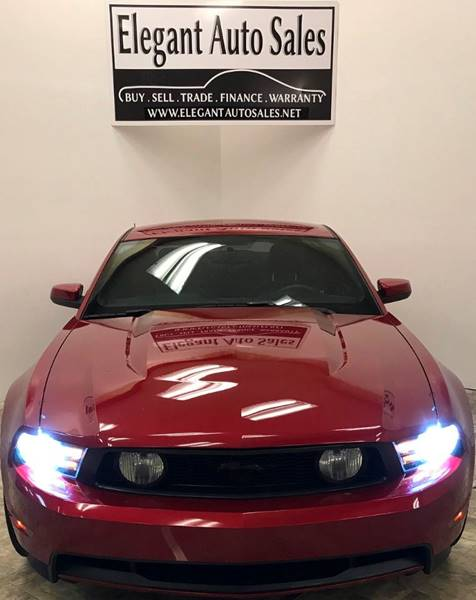 2010 Ford Mustang GT Premium 2dr Fastback - Rancho Cordova CA