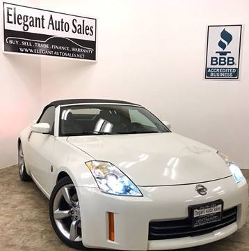 2008 Nissan 350Z for sale in Rancho Cordova, CA