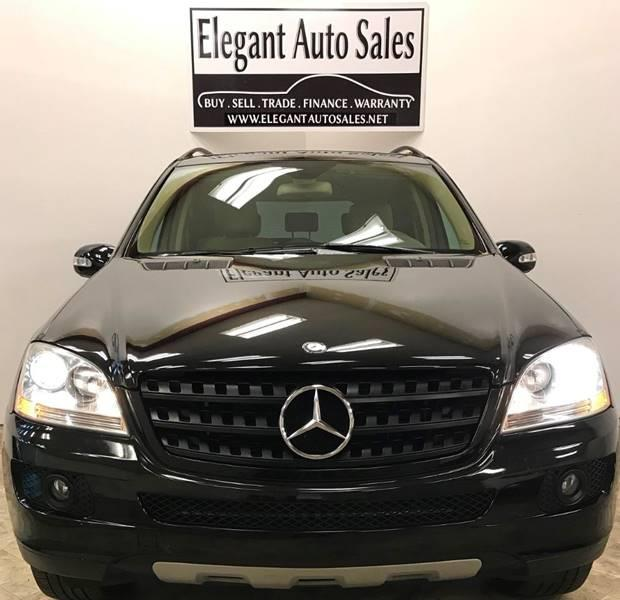 2006 Mercedes Benz M Class Awd Ml 350 4matic 4dr Suv In Rancho