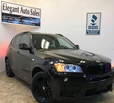 2014 BMW X3 for sale in Rancho Cordova, CA