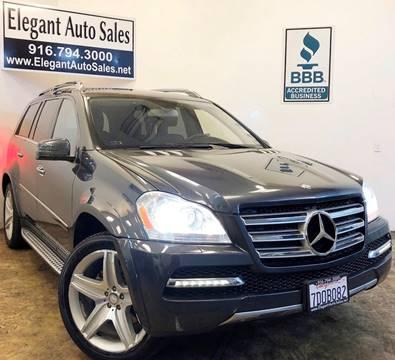 2011 Mercedes-Benz GL-Class for sale in Rancho Cordova, CA