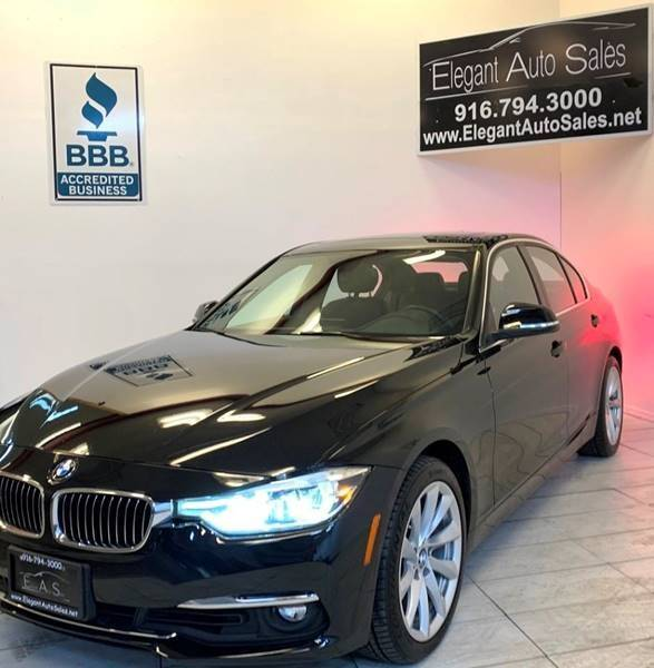 2016 BMW 3-Series 328i XDrive AWD 4dr Sedan SULEV